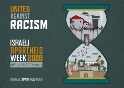 Israeli Apartheid Week – Newcastle University Friends of Palestine